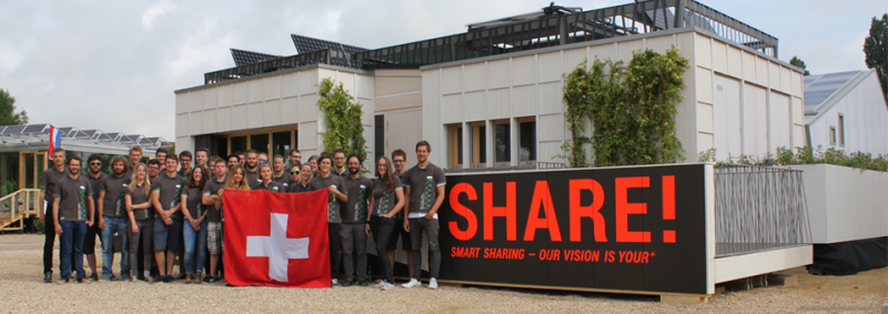 your+ Team am Solar Decathlon 2014